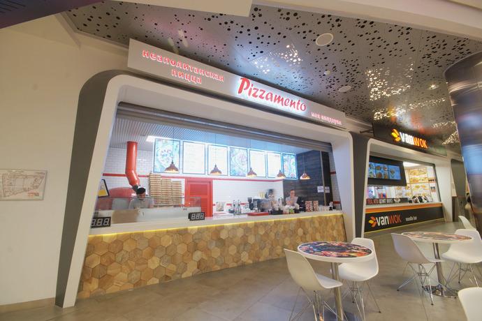 Pizzamento / Пиццаменто в Центральном детском магазине