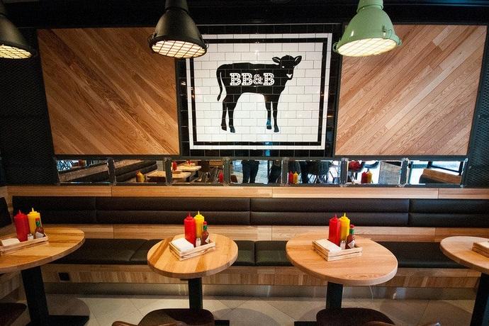 BB&Burgers на Невском