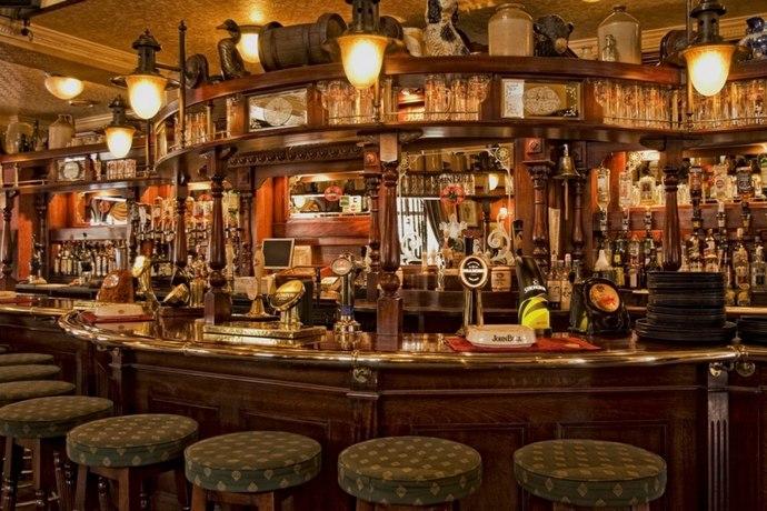 John Bull Pub / Джон Булл Паб на Смоленке