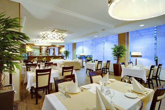 Репино Cronwell Park Отель