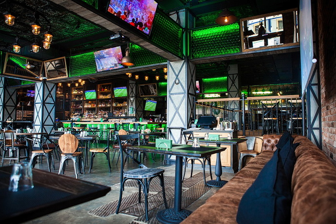 Blacksmith Irish Pub на Бутырском Валу