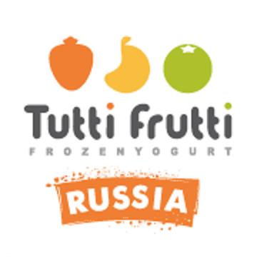 Tutti Frutti Frozen Yogurt в ТРЦ Амбар
