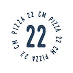 Pizza 22 cm  / Пицца 22 см на Большой Конюшенной